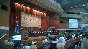 Resultado de imagen de convencio de salud en cuba 2018