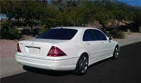 To help assure your driving pleasure, and also the safety of you and your passengers, we ask you to make a small. 2003 Mercedes Benz S430 Sport Sedan