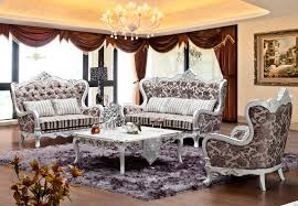 Antique Living Room Set Interior Design
