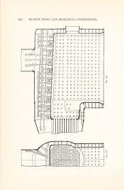 1886 technical drawing antique math geometric mechanical drafting interior design blueprint art il