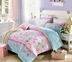 kids bed design blue and pink themes queen size kid bedding daughter collection accessories comfortable queen size kids bedding for girls queen size