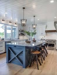 39 Attractive Modern Farmhouse Kitchen Ideas Design | Modern ...