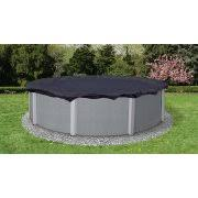 above ground pool winter covers. Blue Wave Bronze 8-Year 12-ft Round Above Ground Pool Winter Cover Above Ground Pool Winter Covers