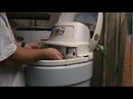kenmore water softener. cleaning your water softener part 1 kenmore