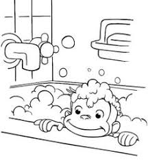 Small Picture Curious George Coloring Pages Games Julia Pinterest Coloring