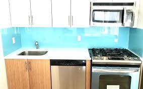 solid glass backsplash kitchen splendid solid glass