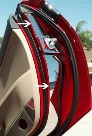 car door jamb. ACC Corvette Door Jamb Car
