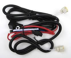 chevy silverado fog light wiring harness kit to