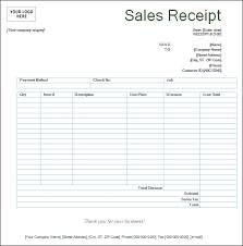 Sales Receipt Print Sales Receipt Rome Fontanacountryinn Com