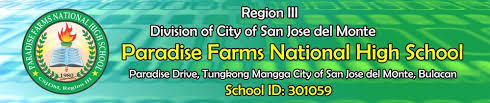 Organizational Chart Paradise Farms National High School