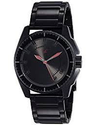 fastrack watches buy fastrack watches for men women online at fastrack black magic analog black dial men s watch