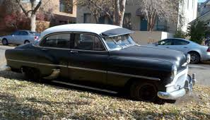 Down On The Mile High Street: 1953 Chevrolet 210 Sedan - The Truth ...