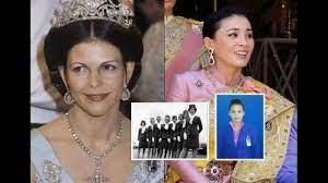 แอร์โฮสเตสสู่ราชินี! เส้นทางเกียรติยศคล้ายกันพระราชินีซิลเวียและพระนางเจ้า สุทิดาฯ สาระน่ารู้ฯ No180 - YouTube