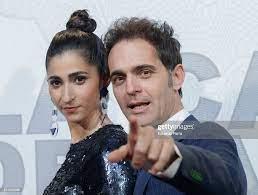 Actor Pedro Alonso and Alba Flores attend the 'La casa de papel'... Foto di  attualità - Getty Images