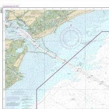 Charleston Nautical Chart Nautical Chart Updated For Charleston Harbor