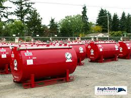 Eagle Tanks 520 Gallon Double Wall Horizontal Ul 142 Fuel Tank For Sale Aumsville Or 9029453 Mylittlesalesman Com