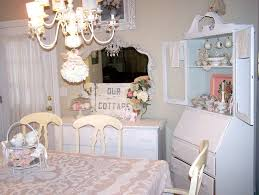 shabby chic chandelier style