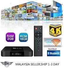 New Xiaomi Mi Box S (Preinstall Latest App Channel Movie Drama)Global  English Version Tv Smart Android Box TvBox