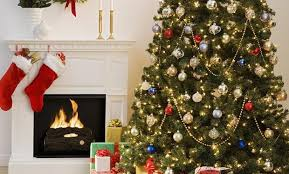 christmas trees decorated with presents. Simple Presents With Christmas Trees Decorated Presents I