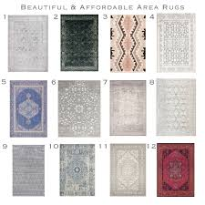 affordable area rugs. Today, I\u0027ve Rounded Up Some Area Rugs I Am Currently Loving, For You. A Bonus, Many Of The Picks Are Under $500.00 An 8×10! Check Them Out! Affordable S