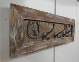 Old Coat Rack Barn wood coat rack Etsy 57