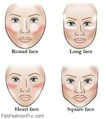 round shape face it is important to have the right makeup s you need matte foundation in powder or