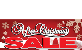 After Christmas Sale Banners Signs Style Id 3000 Dpsbanners Com