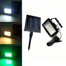 ECOWORTHY 40W Solar LED Street Light Kit 2 100W Solar Panel W Solar Powered Lighting Kits