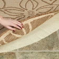 5x7 rug pad. Outdoor Rectangle Rug Pad 5x7