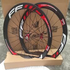 ceramic bearings bicycle. top sale 50mm ffwd full carbon bike wheels glossy clincher 700c bicycle basalt surface with ceramic bearing hubs bearings e