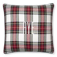 Tartan Pillow Covers