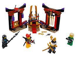LEGO® Ninjago - Duell im Thronsaal 70651 (2018) | LEGO® Preisvergleich  brickmerge.de