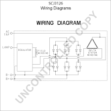 scj3126 alternator product details prestolite leece neville scj3126 wiring diagram
