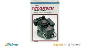 Tecumseh L-Head Engines: Penton Staff: 9780892876174: Amazon.com: Books