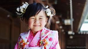 3歳の七五三の髪型自宅で自分でできる日本髪やおかっぱやおだんご