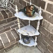 Shabby Chic Corner Shelves Beauteous Best Shabby Chic Corner Shelf For Sale In Mobile Alabama For 32