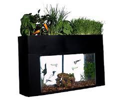 details about aquaponic garden system starter kit hydroponic aquarium growing vegetable sprout