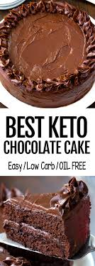 It all comes together pretty quickly. Keto Cake The Best Chocolate Recipe