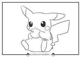 Www Kleurplaten Van Pokemon Kleurplaat Pokemon 2999 Kleurplatenlcom