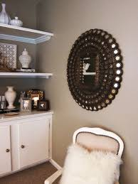 Large Decorative Mirrors For Living Room Bedroom Wall Decor Ideas Cool Bunk Beds Built Into For Kids