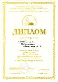 Наши награды Диплом
