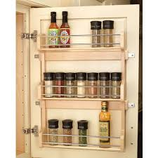 Lowes Spice Rack Simple Lowes Door Mount Spice Rack For The Home Pinterest Door