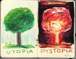 Resultado de imagem para distopias