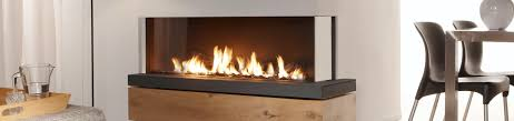 two sided corner fireplaces