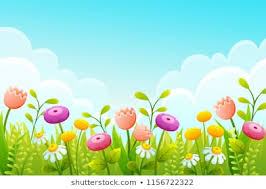 Cartoon Flower: изображения, стоковые фотографии и векторная ...