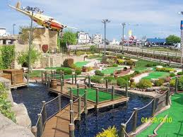 review of lost trere golf branson
