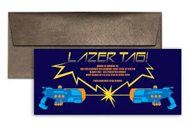 Free Laser Tag Invitation Template Free Printable Birthday Party Invitations Laser Tag Download Them