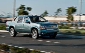 Amazing Used Chevy Avalanche Has Chevrolet Avalanche Truck ...