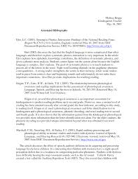 Annotated Bibliography Templates     Free Word   PDF Format     Template net