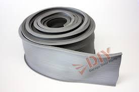 garage door bottom rubber weather seal 1 4 t style
